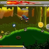 Скриншот Stunt Car Racing