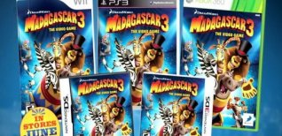 Madagascar 3: The Video Game. Видео #1
