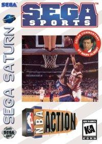 Обложка NBA Action