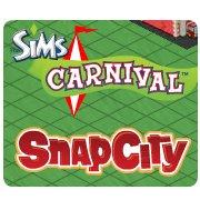 Обложка The Sims Carnival SnapCity
