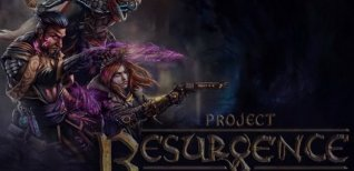 Project Resurgence. Анонсирующий трейлер