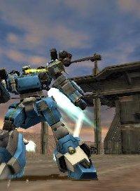 Armored Core: Silent Line Portable – фото обложки игры