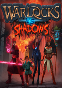Обложка Warlocks vs Shadows