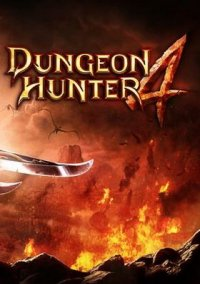 Обложка Dungeon Hunter 4