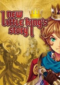 Обложка New Little King's Story