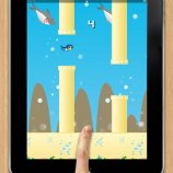 Скриншот Splashy Mermaid - Super Flyer - Advebture of flappy flyer, A