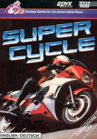 Обложка Super Cycle