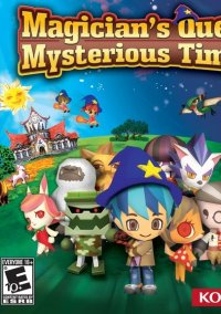 Обложка Magician's Quest: Mysterious Times