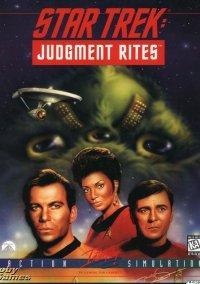 Обложка Star Trek: Judgment Rites