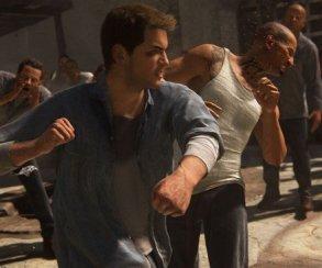 [21:00] Uncharted 4 в прямом эфире