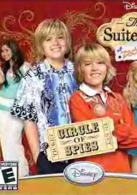 Обложка The Suite Life of Zack & Cody: Circle of Spies
