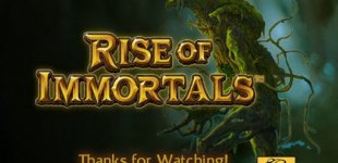 Rise of Immortals. Видео #12