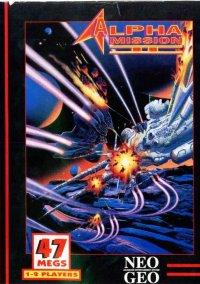 Alpha Mission II – фото обложки игры