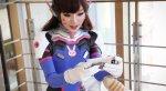 Миловидный косплей D.Va из Overwatch в исполнении ее соотечественницы - Изображение 6