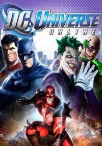 Обложка DC Universe Online: Origin Crisis