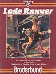 Обложка Lode Runner