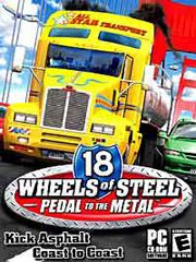 18 Wheels of Steel: Pedal to the Metal – фото обложки игры