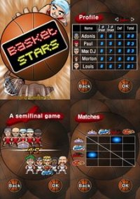 Обложка Basketball Stars
