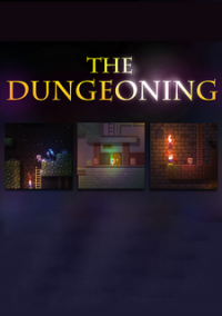 Обложка The Dungeoning