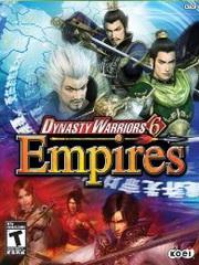 Обложка Dynasty Warriors 6: Empires