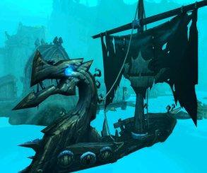 Новое подземелье в WoW: Legion отправляет игроков в морской круиз