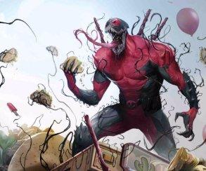 Безумие продолжается: Дэдпул еще раз станет хозяином симбиота Венома