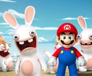 Что будет, если скрестить Mario иRabbids? RPG для Nintendo Switch!