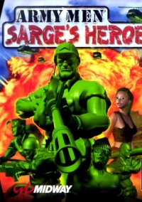Обложка Army Men: Sarge's Heroes
