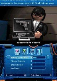 Обложка Playmobil Top Agents