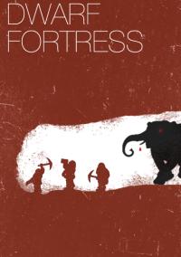 Обложка Dwarf Fortress