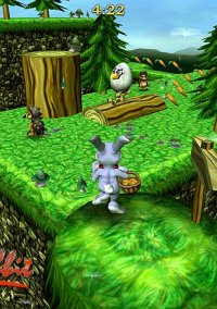 Обложка Rosso Rabbit in Trouble