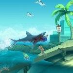 Скриншот Hungry Shark Evolution – Изображение 1