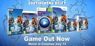 Ice Age: Continental Drift. Arctic Games. Видео #1
