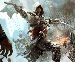 Assassin's Creed IV: Black Flag. Создание рекламного трейлера