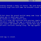 Скриншот Zork: The Great Underground Empire