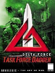 Обложка Delta Force: Task Force Dagger
