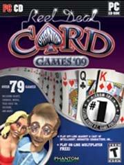 Обложка Reel Deal Card Games '09