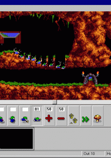 Lemmings for Windows 95