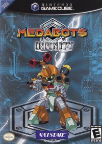 Обложка Medabots: Infinity