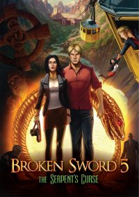 Обложка Broken Sword 5 - the Serpent's Curse