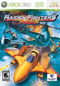 Обложка Raiden Fighters Aces