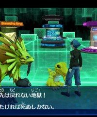 Обложка Digimon World Re: Digitize Decode