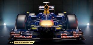 F1 2017. Трейлер 2010 Red Bull Racing RB6