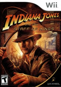 Indiana Jones and the Staff of Kings – фото обложки игры