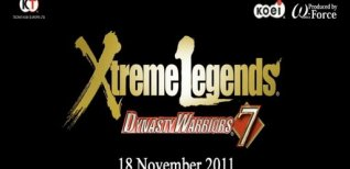 Dynasty Warriors 7: Xtreme Legends. Видео #1