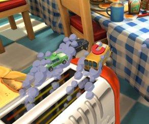 Codemasters представила миниатюрную гонку Toybox Turbos