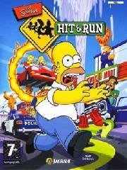 Обложка The Simpsons Hit & Run