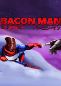 Обложка Bacon Man: An Adventure