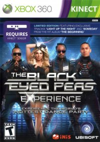 Обложка The Black Eyed Peas Experience