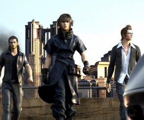 Авторы Final Fantasy 15 показали подземную битву и гонку на чокобо